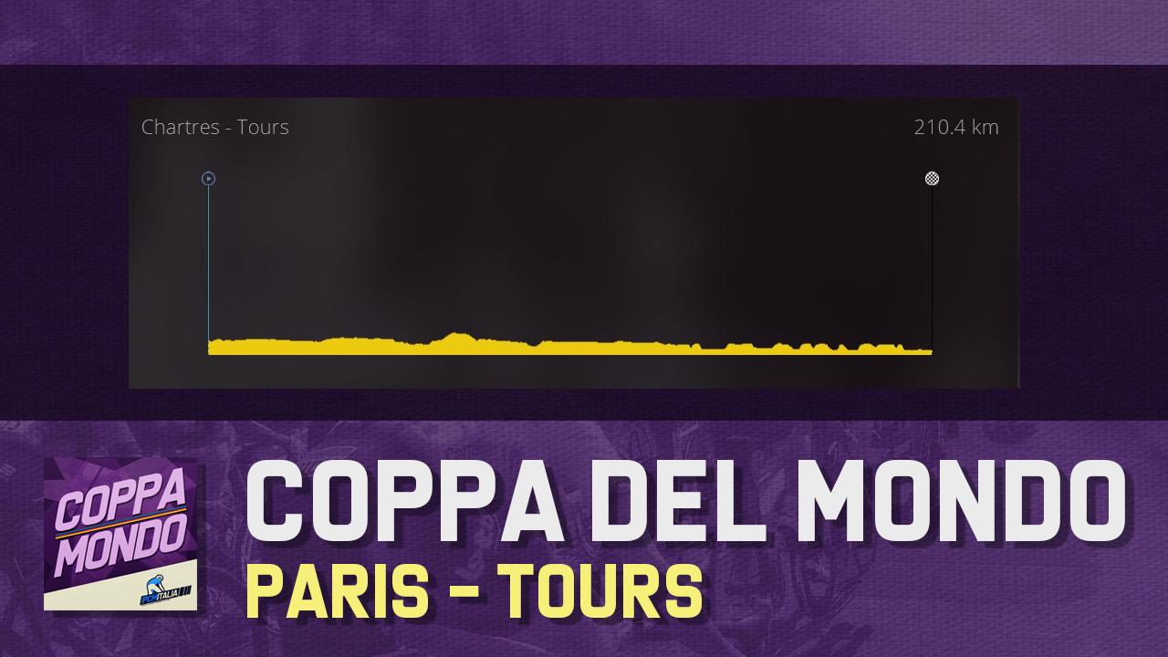 Paris - Tours
