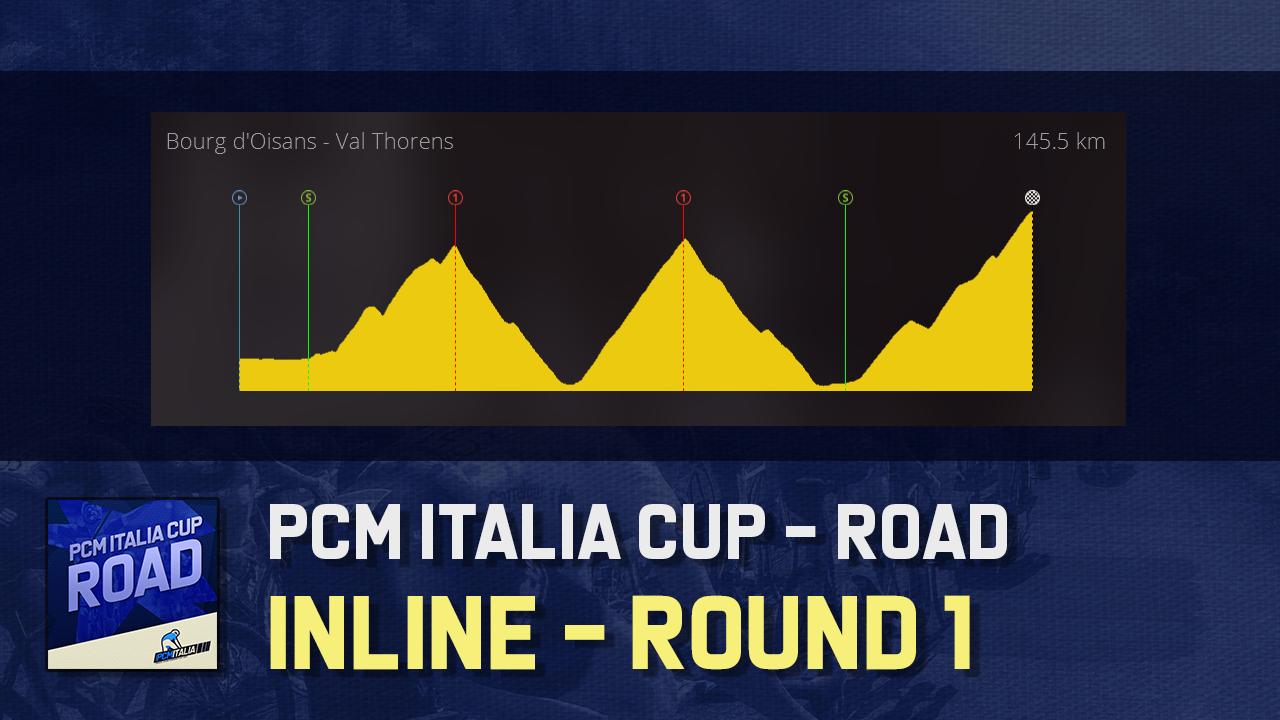 Serata 5a: Inline - Round 1