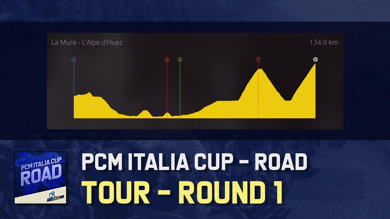 Serata 4a: Tour - Round 1