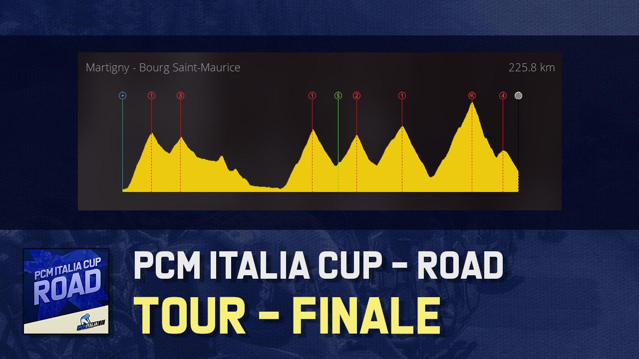 Serata 4b: Tour - Finale