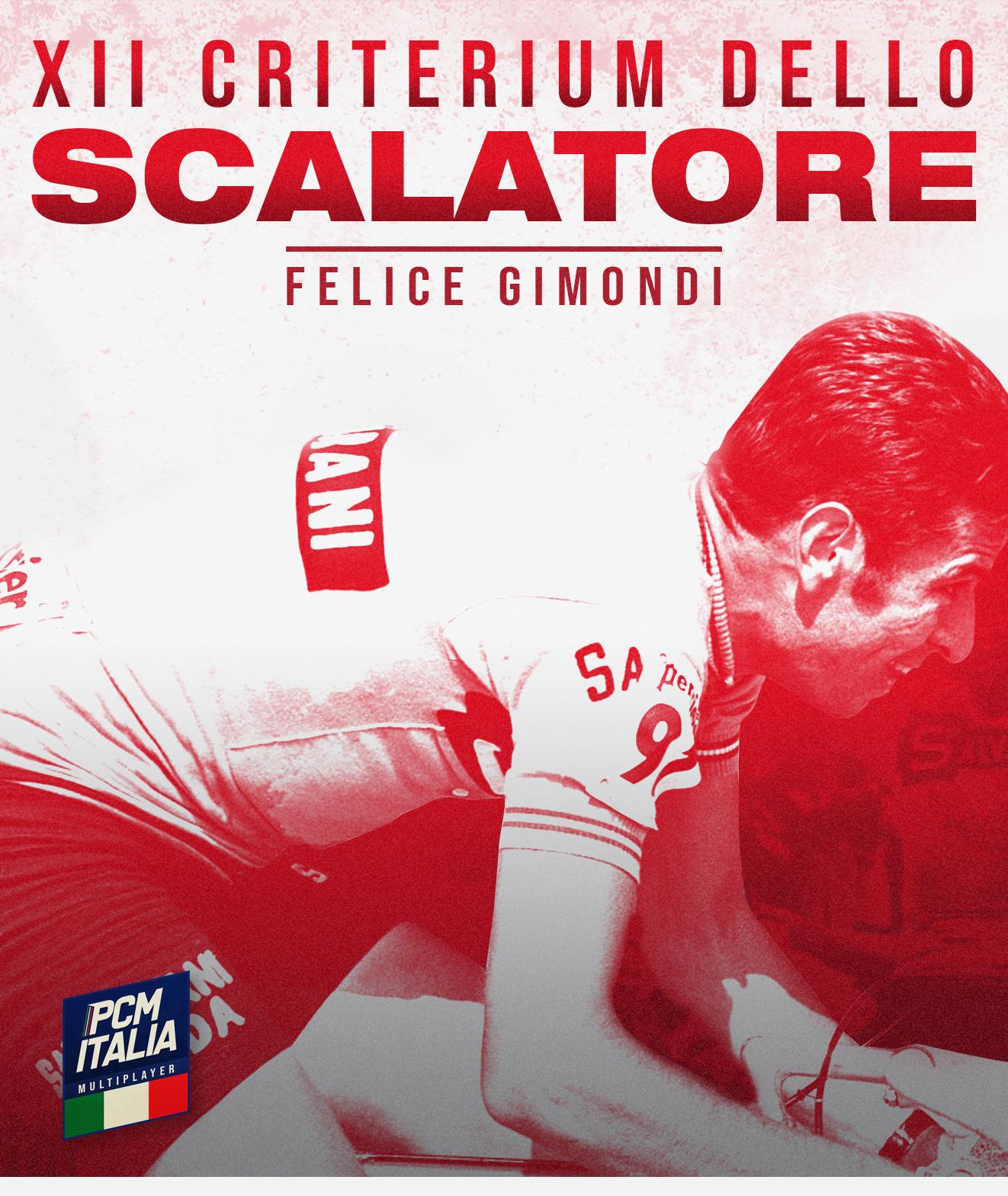 Trofeo Dello Scalatore 2019/20 - Iscrizioni