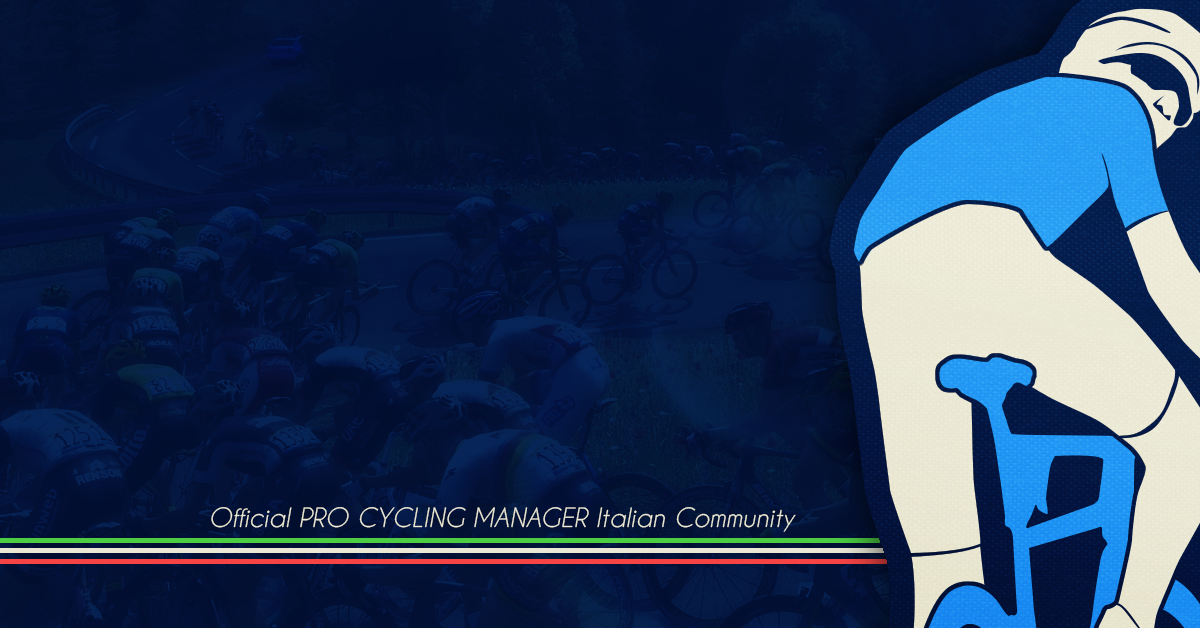 Pro Cycling Manager Italia Twitch